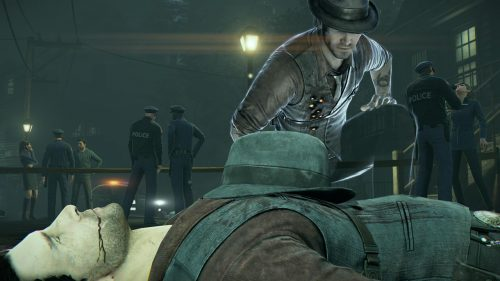 Murdered: Soul Suspect – Investigating the Scene of My Death