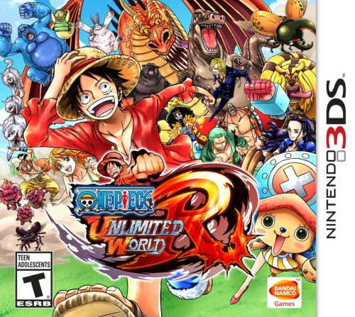 """One Piece: Unlimited World Red"" – Subtitled Trailer Released"