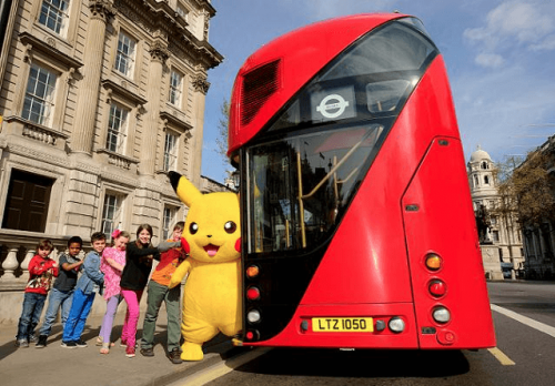 Who's That Poke-Bus!?