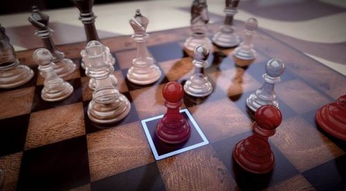 Pure Chess Promotes to the PS4 Store this April
