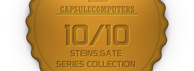Steins;Gate Series Collection Review
