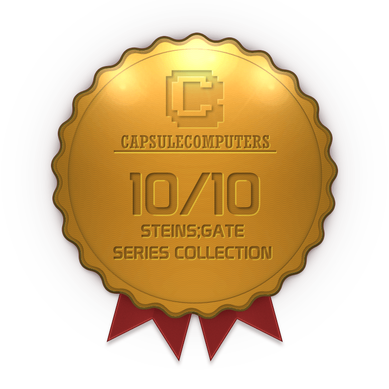 Steins;Gate-Series-Collection-Badge