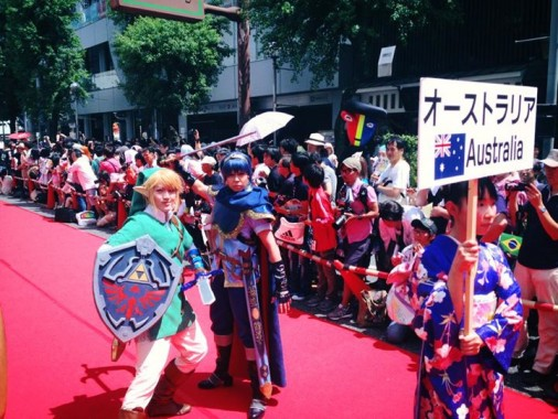World-Cosplay-Summit Group-Photo-Nagoya Japan-02