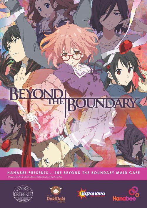 Hanabee announce Beyond the Boundary, Toradora Dub and a Maid Cafe
