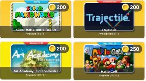 Club Nintendo Updates With Super Mario World, Mario Golf, and More!