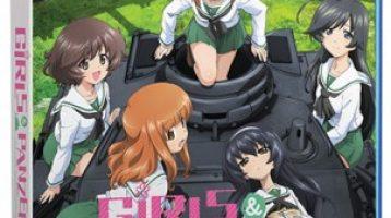 Girls und Panzer OVA Series Review