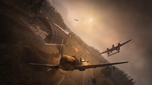New Heroes & Generals – Wars Aren't Won by Tanks Alone Trailer