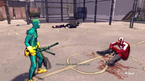 Kick-Ass 2 The Game Dated for May 2014