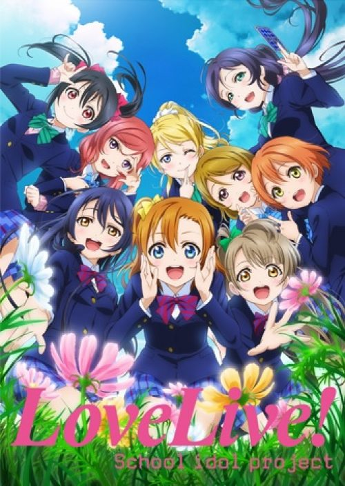 Love Live!'s second season licensed by NIS America