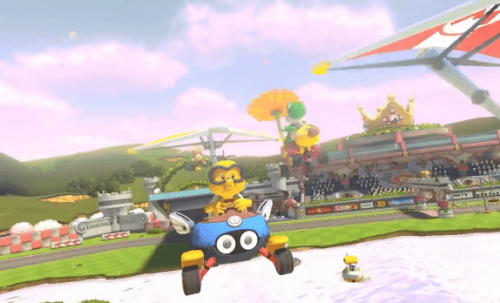 Mario Kart 8 New Trailer And Information