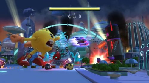 Pac-Man and the Ghostly Adventures 2 announced for release this year