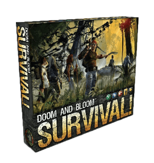 "New Board Game – ""Survival!!"" Launches on Kickstarter"