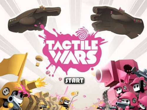 Ankama announces Tactile Wars