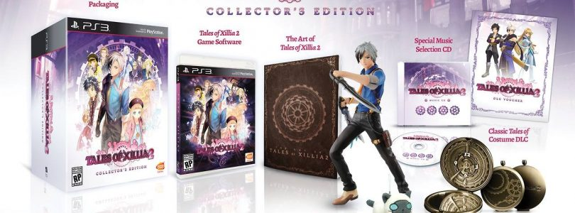 Tales of Xillia 2 release date and collector's edition announced