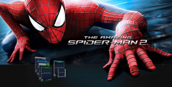 the-amazing-spider-man-2-video-game-logo
