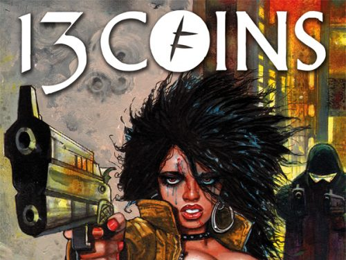 Titan Comics Announces: 13 Coins