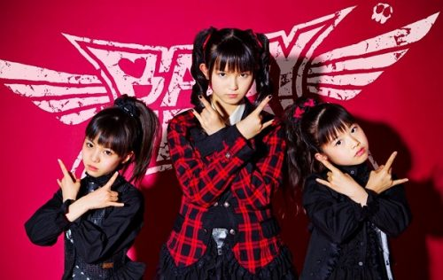 BABYMETAL Goes Global In July
