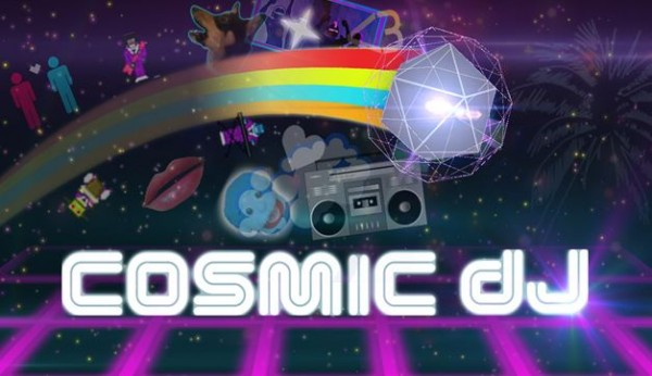 Cosmic DJ Box Art