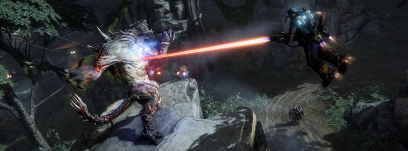 The Hunt Begins when Evolve Releases on October 21