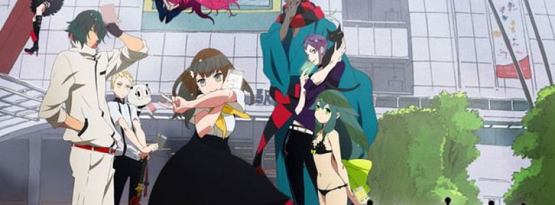 Hanabee Acquire Gatchaman Crowds and Majestic Prince