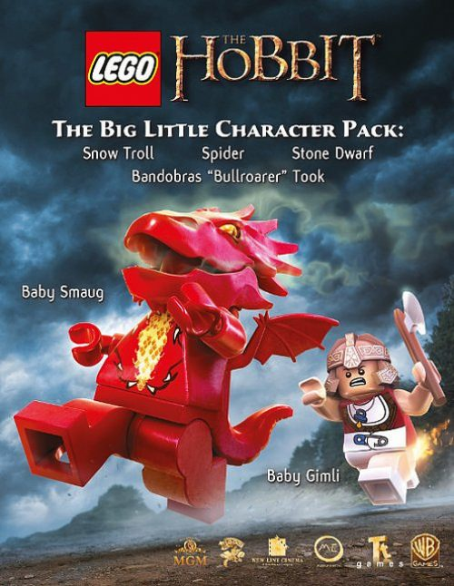 LEGO The Hobbit Receives Three New DLC Packs