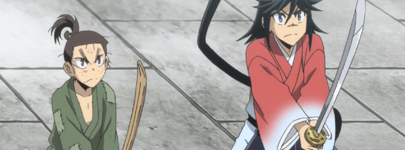 "First Promotional Video For ""Mushibugyo"" OVA Released"