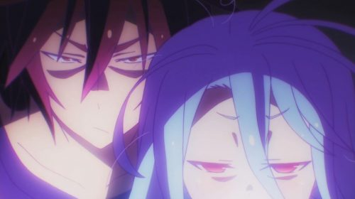 No Game No Life Episode 1 Impressions