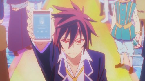 No Game No Life Episode 3 Impressions
