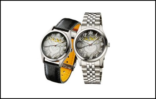 One Piece And Eva Luxury Watches Will Break Your Bank