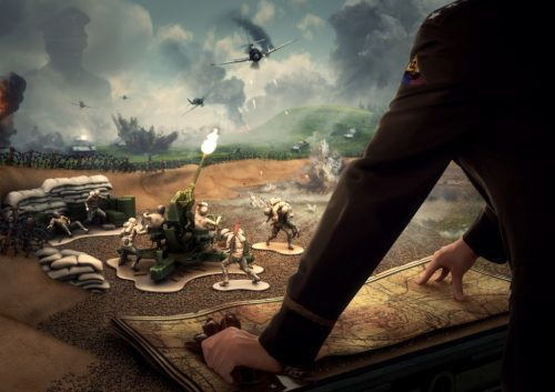 Panzer General Online Launches Open Beta