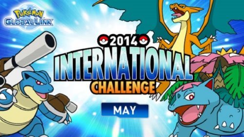 Pokémon 2014 International Challenge May Announced