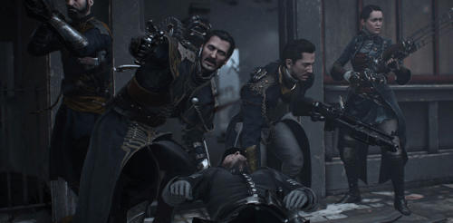 New The Order: 1886 Gameplay Captured from Twitch Stream
