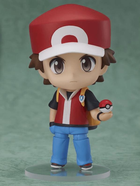 Trainer-Red-Nendoroid-Figure-02