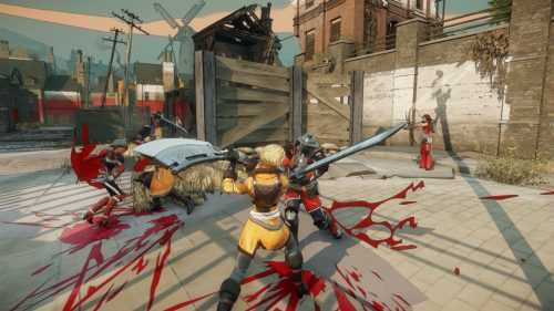Free-to-Play BattleCry announced for 2015 release