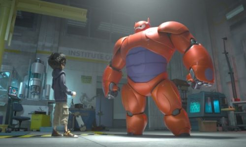 Big Hero 6 trailer crash lands