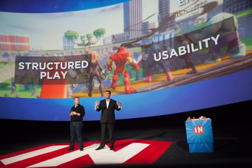 Disney Infinity 2.0 Marvel Superheroes Announcement Video + Pictures