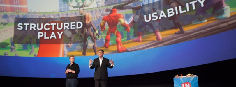 Disney Infinity 2.0 Marvel Superheroes Announcement Video + Pictures