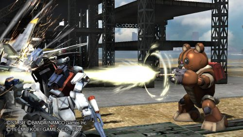 Dynasty Warriors: Gundam Reborn's European pre-order bonuses detailed