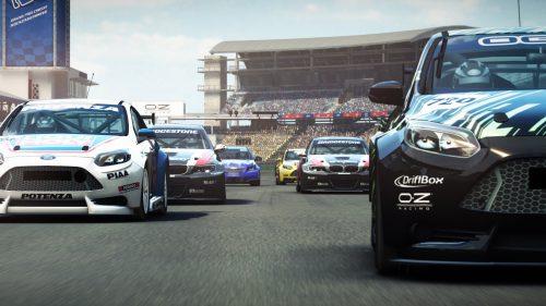 V8s and Bathurst confirmed for GRID Autosport
