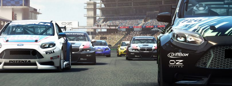 V8s and Bathurst confirmed for GRID Autosport