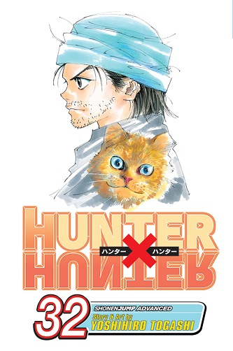 hunter-x-hunter-volume-32-cover