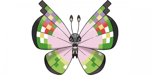 Get Yourself a Fancy Pattern Vivillon in Pokemon X and Y