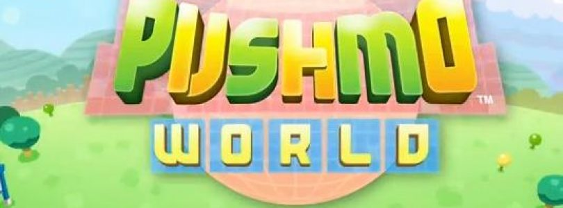 Nintendo Announces Pushmo World for the Wii U