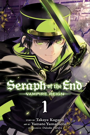 Capitulos de: Seraph of the End