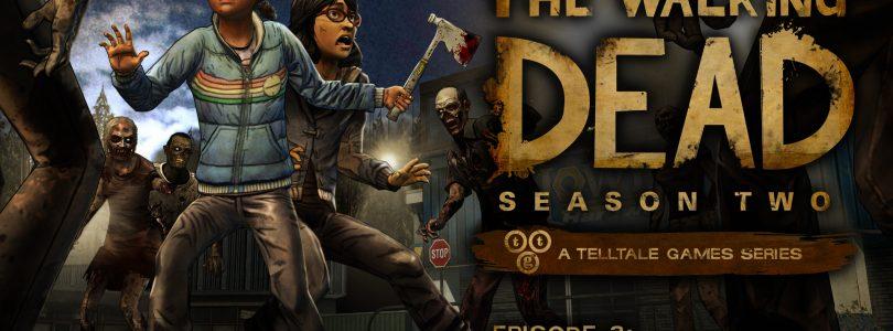First screenshots of The Walking Dead: Season Two – In Harm's Way released