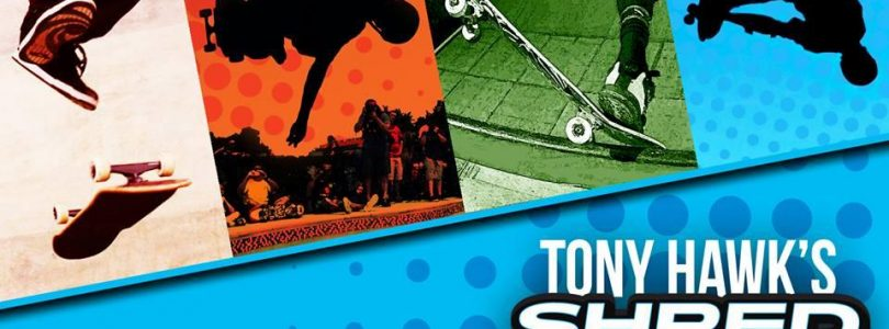 Tony Hawk's Shred Session Announced for Mobile Devices
