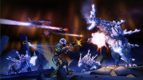 Borderlands: The Pre-Sequel Landing October 16