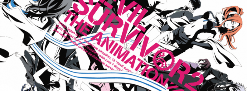 "Sentai Filmworks Announces ""Devil Survivor 2"" Anime English Dub Cast"