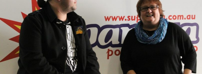 Maile Flanagan Interview at Supanova 2014