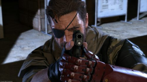 Metal Gear Solid V: The Phantom Pain English E3 trailer released